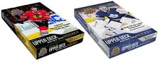 2014 15 UD HKY Series I & II TEAM SETS Choose YOUR Team! Gretzky Bonus w/each