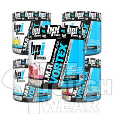 BPI 1MR VORTEX pre-workout Blue Package 1 MR energy beta-alanine PICK FLAVOR