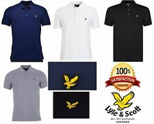Lyle and Scott Mens Short Sleeve Polo