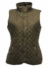 Regatta Buntie Womens Heritage Padded Insulated Quilted Bodywarmer Gilet Size 12