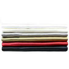 Woven™ 4 Piece Satin Bed Sheet Set by Malouf®
