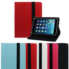 Universal 7 inch Leather Stand Skin Case Cover For PC Android Tablet Original