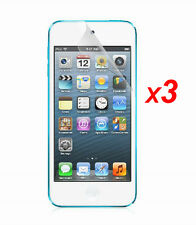 3x Anti-Glare Matte/ HD Clear Screen Protector Film For iPod Touch 5G 5th 6 Gen