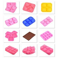 Silicone Molds for Chocolat Soap Candle Baking Making Moulds Hello kitty Flower