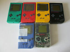 NEW Nintendo Gameboy Color Games Console Mint 10/10 Refurbished