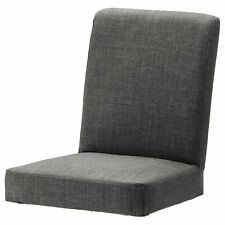 Replacement Slip Cover for Ikea Henriksdal Dining Chairs in Linen Effect Fabric