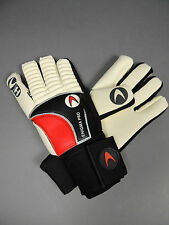 HO Enigma Pro Goalie Soccer Gloves Keeper Football (NEW) Rd/Wht/Blk retail $99