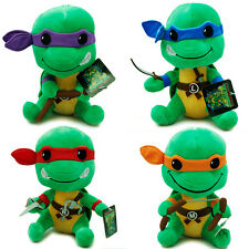 New Teenage Mutant Ninja Turtles Soft Stuffed Plush Toy Doll 7.8 INCH Baby gifts