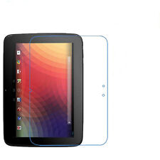 Crystal Clear HD LCD Screen Protector Shield Film For Google Nexus 10 Tablet Lot