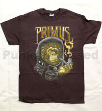 Primus - Astro Monkey - charcoal t-shirt - Official Merch