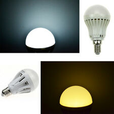 E27 E14 3W/4.5W/5W/6W/7w/7.5w/9w LED Bulb Light Lamp Cool/Warm White Hot