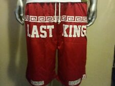 LAST KINGS JERSEY SHORT -RED100% AUTHENTIC