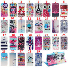 Fashion B Wallet Leather Flip Case Cover For Samsung Galaxy S Duos S7562 S7580