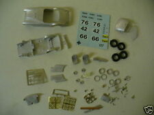 Austin Healey 3000 road and rally cars  1/43rd scale by K & R Replicas