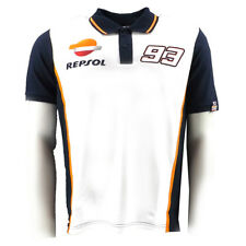 Marc Marquez 93 Honda Repsol Moto GP Polo Shirt Official 2016