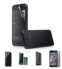 Anti-Spy Peeping Privacy LCD Clear Screen Protector For iPhone 4 4S 5 5C 5S 6 6P