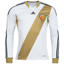 RC Lens Adidas Player Jersey Long Sleeve Issue G69449 Men's S-Xl New