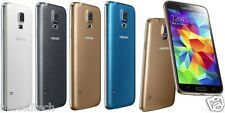 Samsung Galaxy S5 SM-G900A Factory UNLOCKED 16GB (Latest Model) White Black Gold
