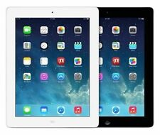 "Apple iPad 4th Generation w/ Retina Display 9.7"" 16GB WiFi Only - Black/White"