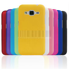 Hard Rubberized Snap-On Cover Case Fr Samsung Galaxy Core Prime G360 Prevail LTE