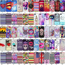 New Fashion Design Pattern Hard COVER Custodia Morbida per iPhone 5s/5 5C 4s 4