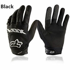 Motorcycle Mountain Bike Cycling Racing Motocross Full Finger GP Sports Gloves