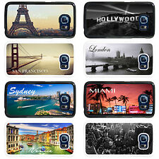 Places Citys Case Cover for Samsung S3 S4 S5 S6 - 22