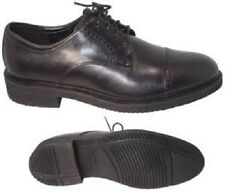ROCKPORT STOUGHTON BLACK LEATHER OXFORD SHOE STYLE # APM74881