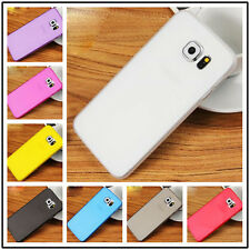 New Ultra Thin Slim 0.3mm Clear Crystal PP Soft Case For Samsung Galaxy S6 G9200