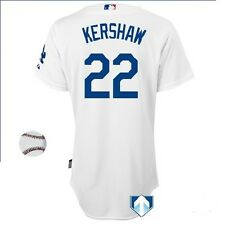 Majestic Los Angeles Dodgers Clayton Kershaw #22 Adult Men MLB Replica Jersey