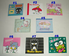 Assortment of Sanrio Mini Sticker Bks! You Pick & Choose Which to Buy! All NEW!