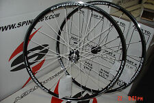 New Spinergy Xaero Lite Shimano or Campy 700c or 650c Colors Wheel Set Road Bike