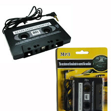 Car AUX Audio Tape Cassette Adapter for Apple iphone ipod itouch new