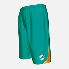 NFL Majestic Miami Dolphins Classic IV Synthetic Mens Shorts