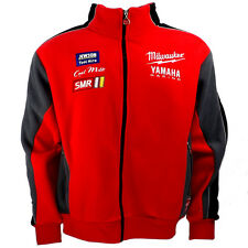 Milwaukee Yamaha BSB Team Fleece Red Official 2015