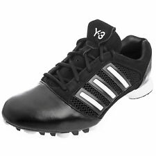 Y-3 YOHJI YAMAMOTO Adidas Men's Track & Field Black Breathable A1 Training Shoes