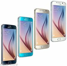 Samsung Galaxy S6 Duos SM-G920FD (FACTORY UNLOCKED) Dual Sim - Black/White/Gold