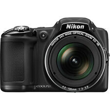 Nikon COOLPIX L830 16MP 34x Opt Zoom Digital Camera Certified Refurbished