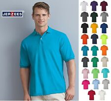 JERZEES Adult Men's SpotShield™ Performance Sport Shirt Polo Jersey 437M-New!