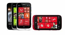 Nokia Lumia 822 Verizon + GSM Unlocked Black White Smartphone