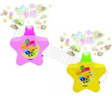 Baby Night Projector Tomy Starlight Star Dreamshow Musical Light Cot Mobile Toy