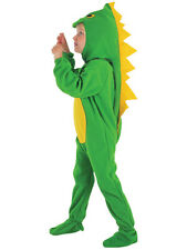Boys Girls Toddler Dinosaur Costume Fancy Dress Up Book Week Outfit Age 2-3 Yrs
