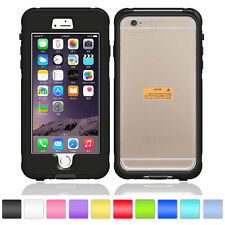 Fingerprint Touch ID Waterproof Shockproof Case Cover For iPhone 6&iPhone 6 Plus