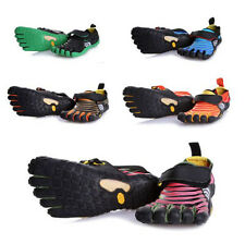 Outdoor Mens Sports Five 5 Finger Shoes Hiking Climbing Toes Barefoot trainers D