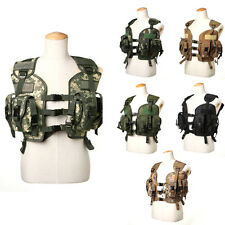 Outdoor 97 US Modular Load Assault Swat Us Navy Seal Tactical Vest- SEAL VEST