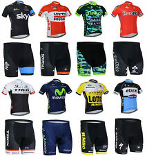 New Bike Cycling outdoor sports Jersey Quick Dry Breathable Clothing Size:S-XXL