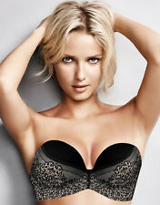 New Wonderbra Magic Hands Ultimate Strapless Lace Bra W016N Black VARIOUS SIZES