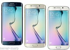 "Samsung Galaxy S6 edge 64GB SM-G9250 (FACTORY UNLOCKED) 5.1"" QHD - Pick a Color"