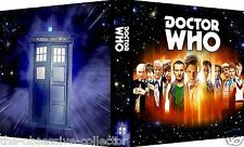 DOCTOR WHO Custom Photo Album 3-Ring Binder