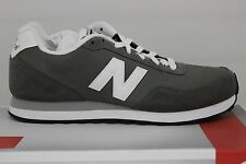 Men's New Balance Classic 411 ML411GS Grey/Olive/White 9.5 Brand New In Box